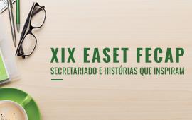 FECAP - XIX EASET FECAP
