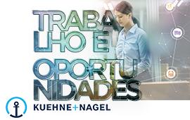 FECAP - Conheça o Trabalho e as Oportunidades da Kuehne + Nagel | EVENTO GRATUITO